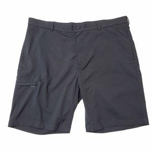 Greg Norman Black Golf Shorts Size 40